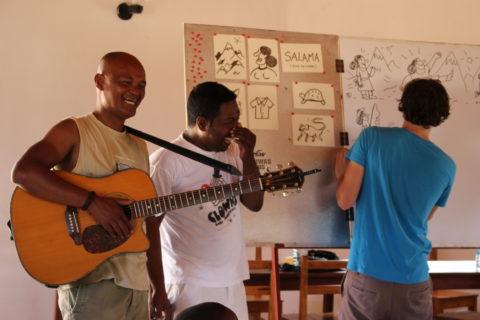Clowns Sans Frontières ® Marine Louvigny - Madagascar 2015