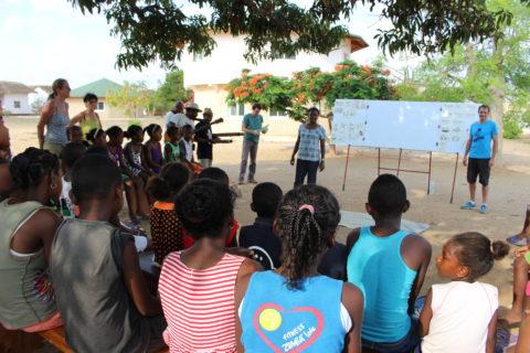 Clowns Sans Frontières - Madagascar 2015