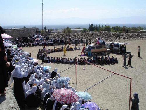 Afghanistan - Juillet 2006