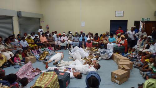Afrique du Sud - Novembre 2011