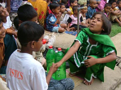 Bangladesh - Mars 2005
