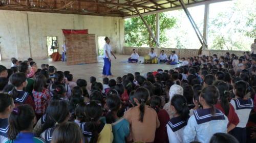 Birmanie - Décembre 2017