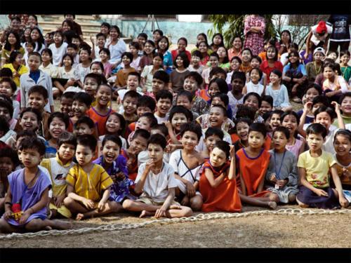 Birmanie - Janvier 2005