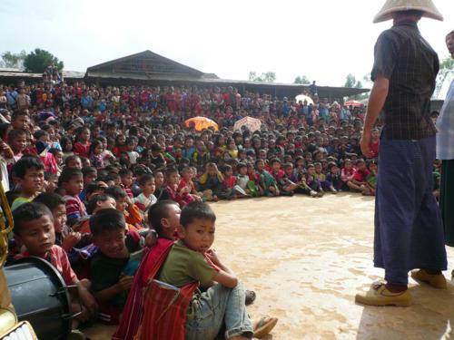 Birmanie - Janvier 2008