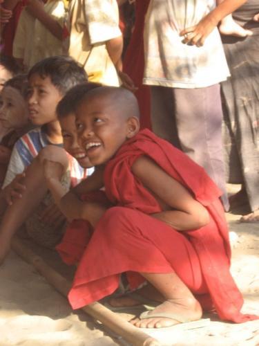 Birmanie - Janvier 2009