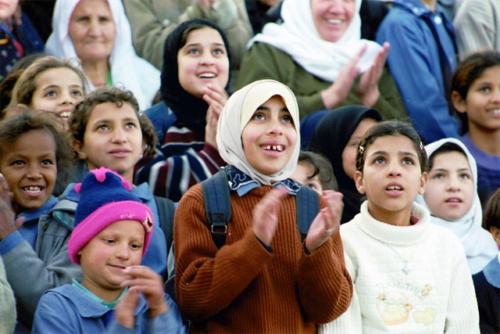 Jordanie - Décembre 2002