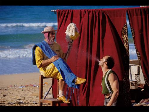 Clowns Sans Frontières © Malik Nahassia - Liban 1998