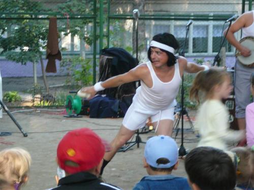 Moldavie - Juin 2007