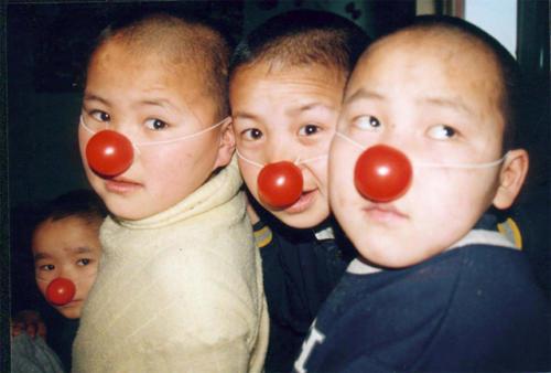 Mongolie - Mai 2001