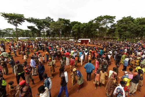Tanzanie - Novembre 2015