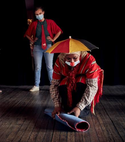 Clowns Sans Frontières © Joseph Banderet - France 2021
